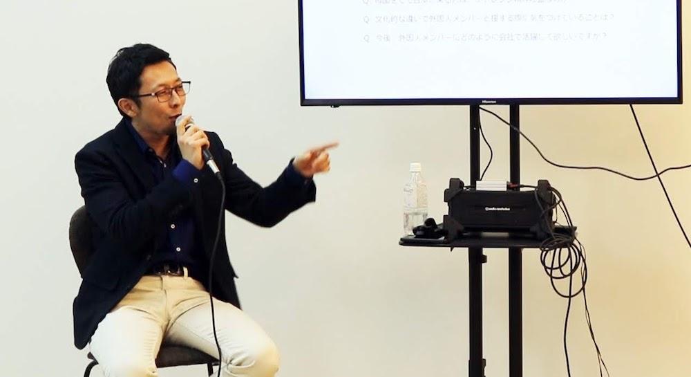 株式会社ゴーリスト 代表取締役 加藤龍氏