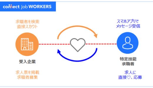 フォースバレー・コンシェルジュ、地方中小企業と特定技能外国人をマッチングする「Connect Job WORKERS」をリリース